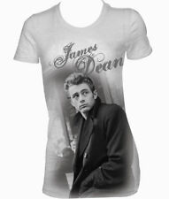 Licensed James Dean Leaning Junior Shirt S-XL