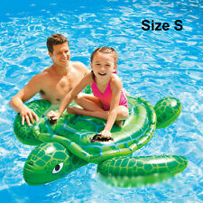 Summer Swimming Pool Inflatable Float Rafts Kids Child Giant Tortoise Water Toy