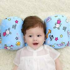 Comfortable Safe Baby Infant Bedding Anti Roll Pillow Sleep Head Positioner LED