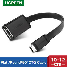 Ugreen Micro USB OTG Cable Angled On the Go Host Adapter for Samsung S7 LG HTC