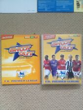 SHOOT OUT 2006-2007 COMPLETE BINDER