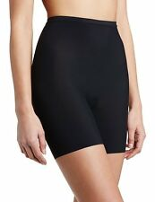 Assets SPANX Fantastic Firmers Mid Thigh Slimmer Shaper Super Firm Brief Black