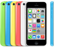 Factory Unlocked Apple iPhone 5C 16/32GB Smartphone GSM Worldwide 4G LTE USAF