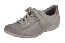 Ladies' Lace Up Trainer Remonte R3417 Grey EU Size 37, 40 (UK Size 4, 6.5)