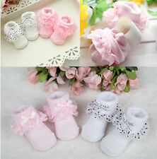 Bowknot Toddler Ankle Socks Lace Socks Dots Baby Girls Hot Cotton Princess