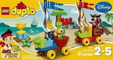 NEW LEGO Duplo Jake Beach Racing 10539 Never Land Pirates Skully Captain Hook