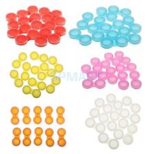 10pcs/lot Contact Lenses Lens Case Holder Box Travel Kit Set Vision Care