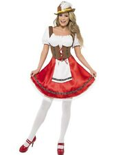 SALE Adult Sexy Bavarian Oktoberfest Beer Wench Ladies Fancy Dress Party Costume