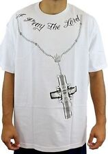 Mafioso Confessions 2 Religion God Cross Mafia Urban Punk Tattoo T Shirt S-4Xl