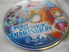 PERIL IN THE MAGIC DIMENSION- DISC ONLY{DVD}