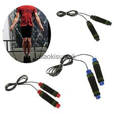 Aerobic Exercise Skipping Jump Rope Fitness Speed Adult Children Workout Sport