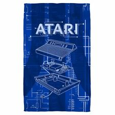 Atari Inside Out Officially Licensed Beach Bath Towel