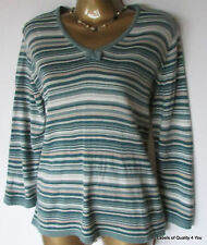 GORGEOUS EASTEX TOP size 14 NWOT