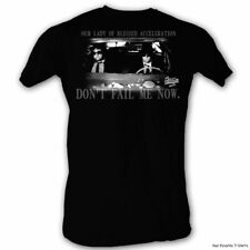 The Blues Brothers Movie Don't Fail Me Now Licensed Adult T Shirt