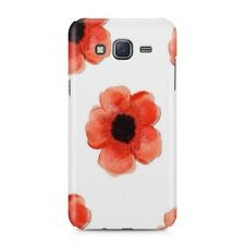 Poppies Red Flower Roses Colourful Plants Phone Case Cover