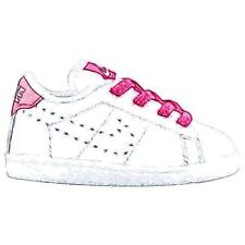 Nike Tennis Classic - Girls' Toddler Casual Shoes (White/White/Pink Blast)