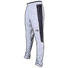 Under Armour Select Warm-Up Basketball Pants - Men's (Steel/Black)