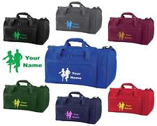 PERSONALISED PRINTED HOLDALL WITH IRISH DANCING DESIGN -bag dress shoes IR3