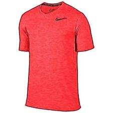 Nike Dri-FIT Training Short Sleeve - Men's (University Red/Light Crimson/Black)