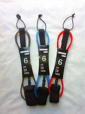 Surfboard Leash 6ft 7ft 8ft 9ft 10ft sup New! surf Accessories leashes free Post