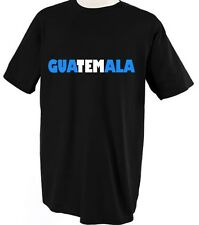 GUATEMALA COUNTRY FLAG PRIDE Unisex Adult T-Shirt Tee Top