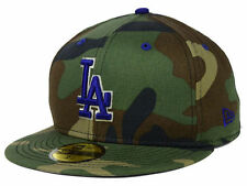 Los Angeles Dodgers Men New Era 59Fifty Fitted Cap MLB Camouflage Baseball Hat