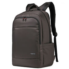 17-Inch Unisex Waterproof Business Laptop Backpack Anti-theft SchoolBag Daypack
