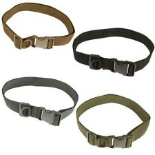 Tactical Survival Belt Emergency Rescue Rigger Militaria Military Utility Strap