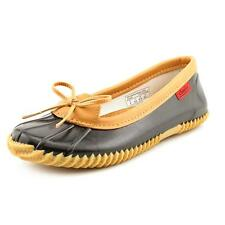 Chooka Duck Skimmer Women  Round Toe Synthetic Black Flats