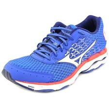 Mizuno Wave Inspire 11 Men  Round Toe Synthetic Blue Running Shoe