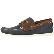 Timberland EK Heritage 2 Eye Boat shoes Leather Dark Brown 6365A Boat shoes