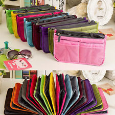 Lady Multifunction Travel Cosmetic Bag Makeup Case Pouch Toiletry Organizer Gift