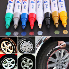 Paint Marker Pen Car Tyre Tire Tread Rubber Metal Universal Waterproof Permanent
