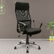 High Back Mesh Office Chair Computer Student Desk Swivel Executive Chair