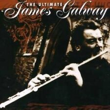 Ultimate - Galway,James New & Sealed CD-JEWEL CASE Free Shipping
