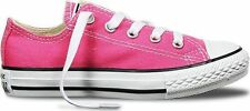 Converse All Star Trainers Pink Kids Girls Boys Sneakers Sport Shoes All Sizes~