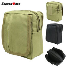 Molle Outdoor Tactical Military Multifunctional Waist Bag Accessory Pouch Bag