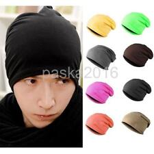 Slouchy Cap Full Cover Oversized Ski Hip-hop Baggy Beanie Skull Hat Headwear