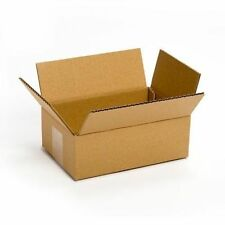 6x4x4 Inch Corrugated Cardboard Shipping Boxes 25 100 125 or 175 Quantity Choice