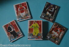 Topps - Match Attax EXTRA 2014-15: 157 cards SET (Duo Captain Manager Signing)
