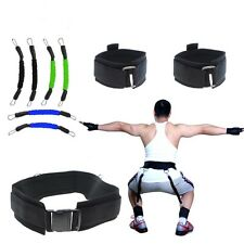 Latex Pull Rope Set Exercise Resistance Band Bounce Training Jump Leg Strength