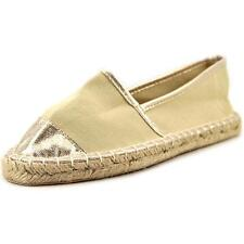 Qupid Sunshine-04 Women  Round Toe Canvas  Ballet Flats