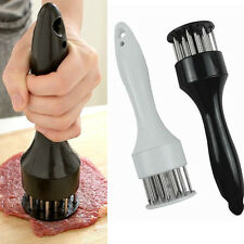 Profession Meat Meat Tenderizer Needle With Stainless Steel Kitchen Tools LS