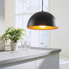 Simple Modern Restaurant Bar Rib Thread Hanging Lamp Pendant Light Chandelier