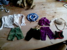 Antique, vintage teddy bear or dolls clothing