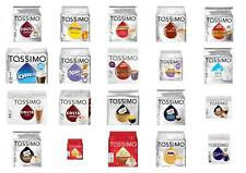 Tassimo Coffee Pods T Discs Capsules - MULTI LISTING - Big Choice