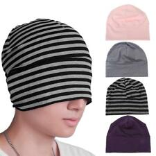 New Unisex Cotton Hats Skullies Beanies Hat Bonnet Cap Sleep Hats Oversize