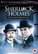 Sherlock Holmes - The Elementary Box Set [DVD], New Condition DVD, Jeremy Brett,