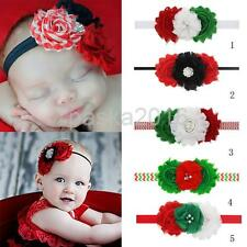 Kids Baby Flower Colorful Headband Hair Band Hair Accessories Party Photo Prop