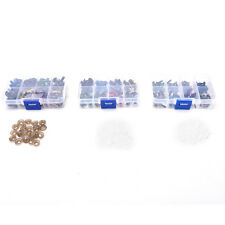 80 Pcs 8mm 10mm 12mm 8 Colors Plastic Safety Eyes For Teddy Bear Doll